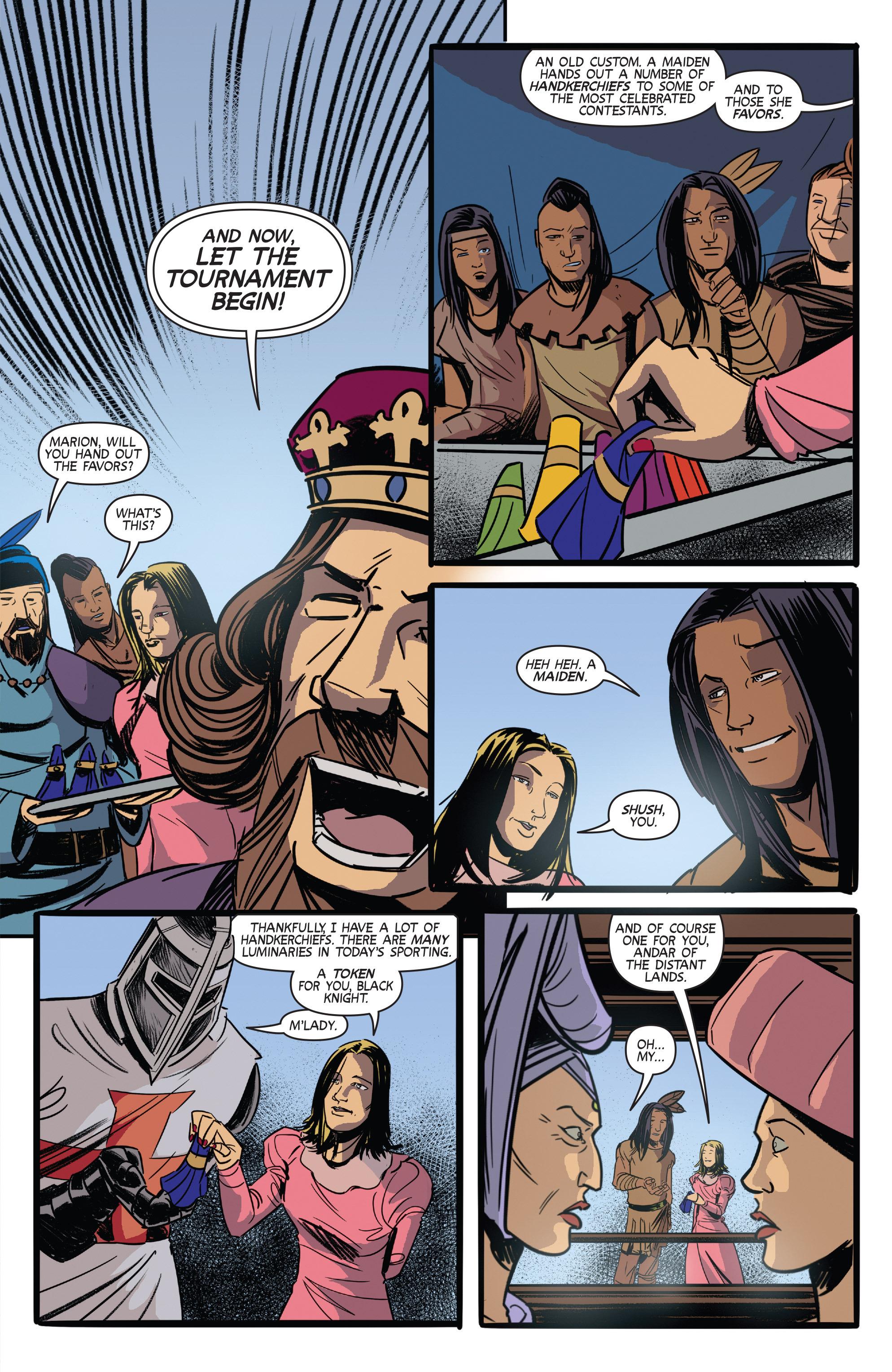 Read online Turok: Dinosaur Hunter (2014) comic -  Issue # _TPB 3 - 33