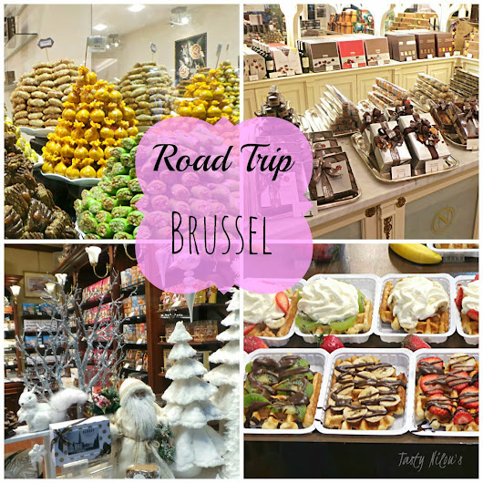 Roadtrip | Brussel ~ Tasty Nilou's