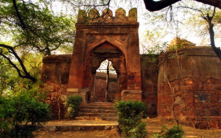 haunted houses in India