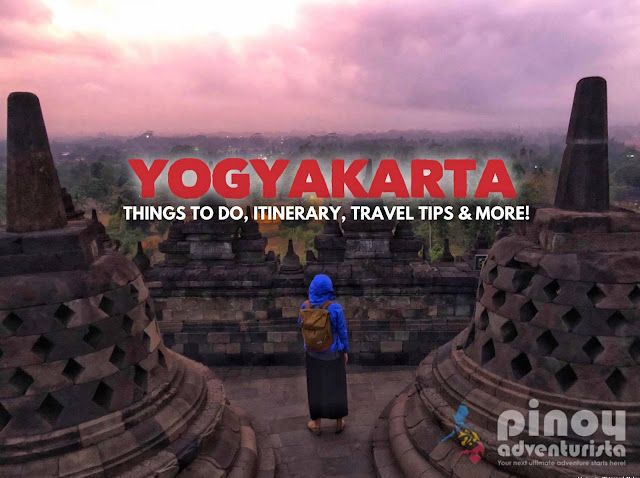 YOGYAKARTA INDONESIA TRAVEL BLOG GUIDE SAMPLE ITINERARY AND THINGS TO DO