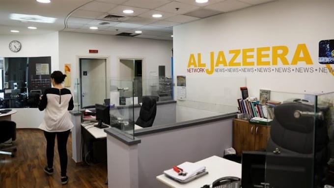 Israel moves to close Al Jazeera, ban its journalists