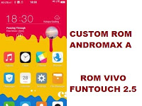 Custom ROM Vivo Funtouch For Andromax A