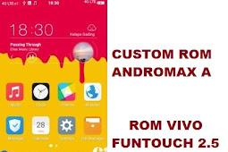 Custom ROM Vivo Funtouch For Andromax A