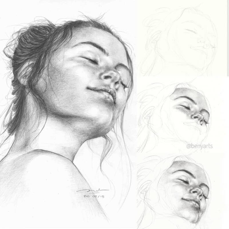 03-Benyarts-Expressions-and-Feelings-in-Graphite-Drawings