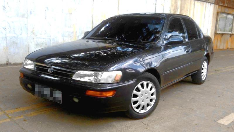 450 Modif Mobil Toyota Great Corolla Terbaik