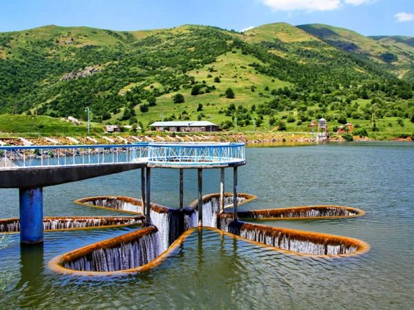 Margaritka, Jermuk, Armenia