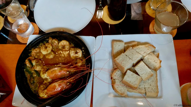 Crabs and Prawns at Ministry of Crab