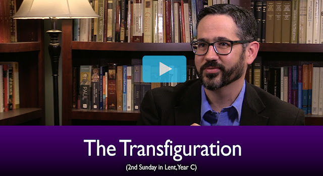 The Transfiguration - Mass Readings Explained with Dr. Brant Pitre