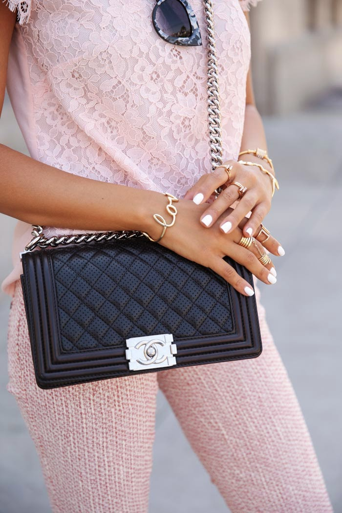 Vivaluxury Fashion Blog By Annabelle Fleur Pale Pink