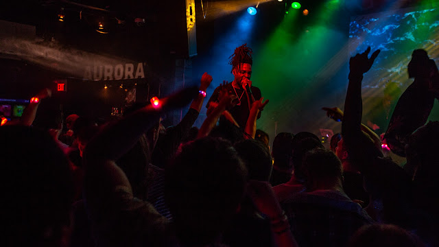 Jazz Cartier at the Rock House