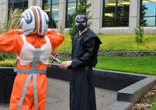 DIY Kylo Ren Rise of Skywalkers Halloween Costume Star Wars