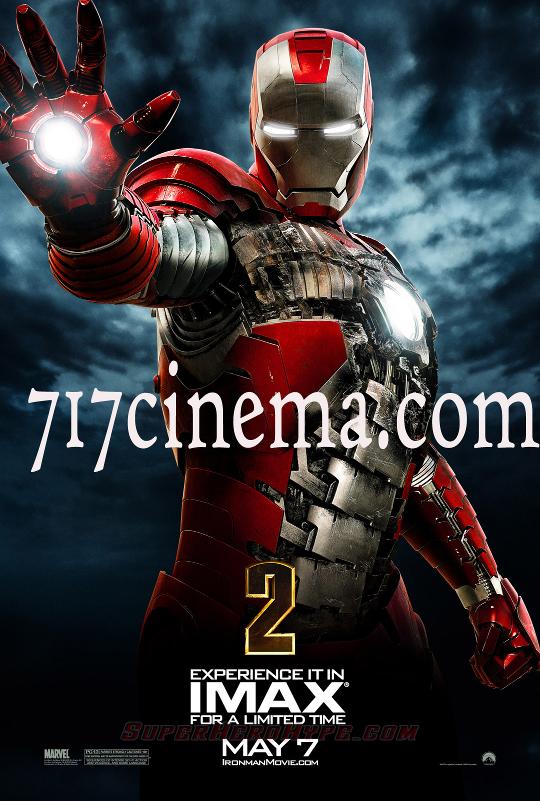 iron man 2 stream english