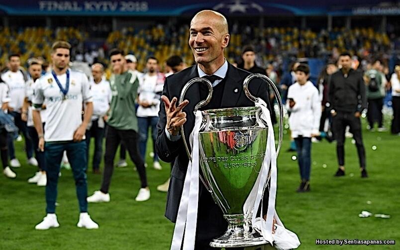 Qatar Tawar Kontrak Hampir RM1 Bilion Untuk Zinedine Zidane