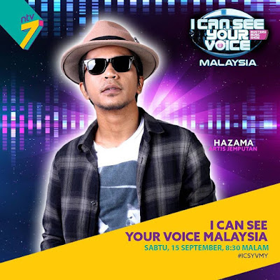 Live Streaming I Can See Your Voice Malaysia Minggu 7 [15.9.2018]