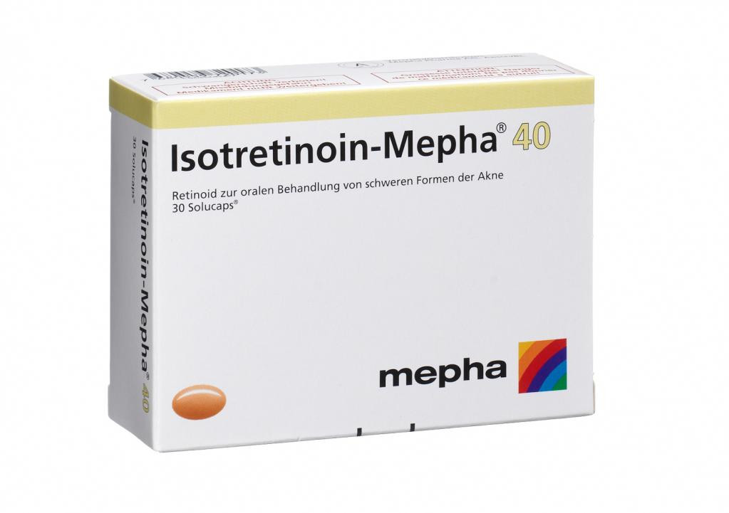 Isotrétinoïne: Indication, Posologie et effets secondaires