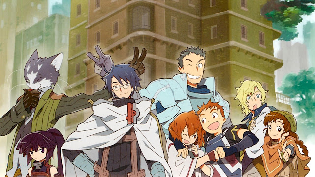 Download Anime Log Horizon BD Full Episode Subtitle Indonesia