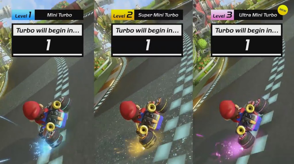 Mario Kart 8 Deluxe Manual