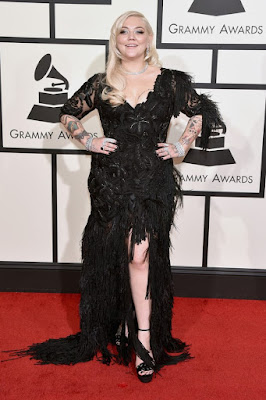 Grammy awards 2016: The Celebrities Outfit At Red Carpet