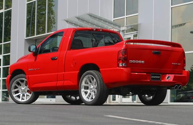 2016 Dodge Ram SRT 10 Release Date