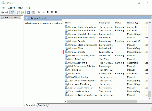 Auto update atau update otomatis pada windows  Cara Mematikan Auto Update Windows 10 Secara Permanen