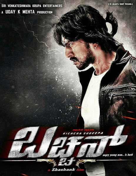 Bachchan (2013) Hindi Dubbed 480P HDRip 350MB