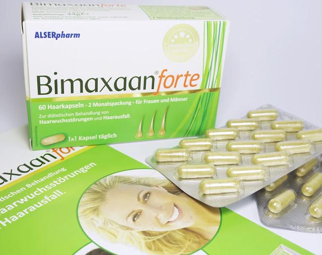 Bimaxaan® forte Haarkapseln