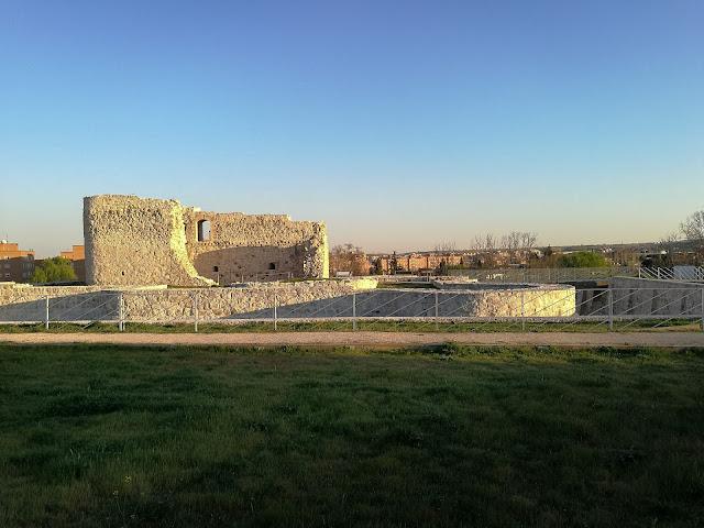 Castillo de la Alameda de Osuna