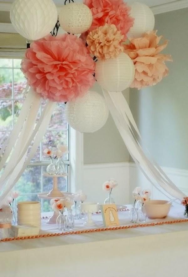 Wedding Shower Decoration