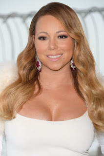 Singer Mariah Carey weight loss
