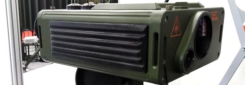 Квантовий далекомір КТД-2-2А – нова вітчизняна розробка