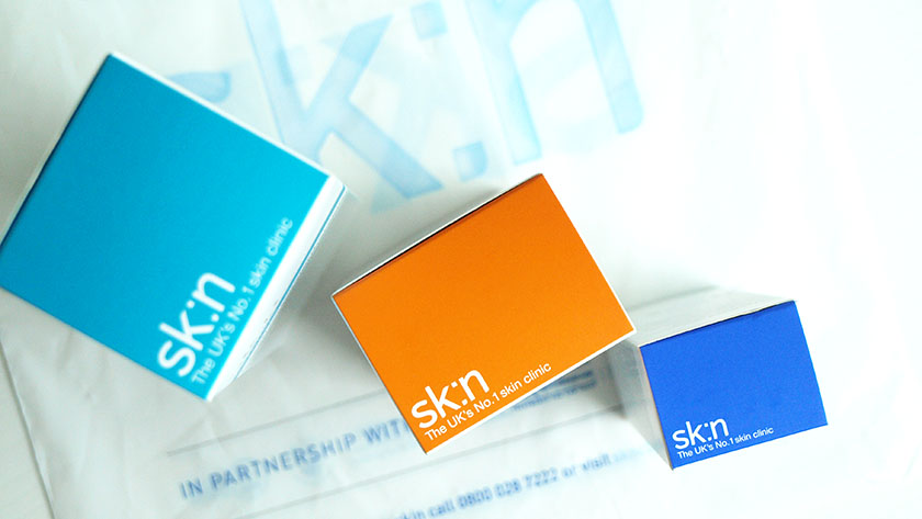 sk:n clinic glasgow consultation + treatment plan for scarring