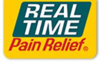 realtime pain relief logo