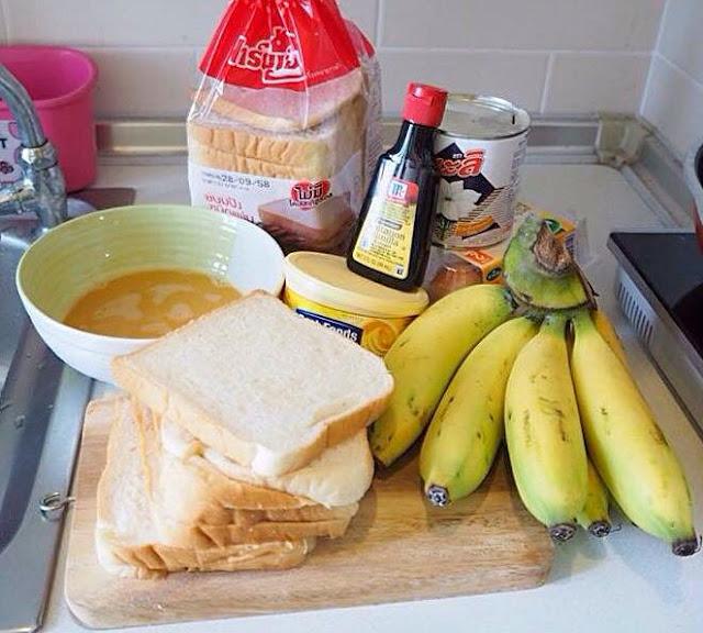 recetas, comida, plátanos, gastronomía
