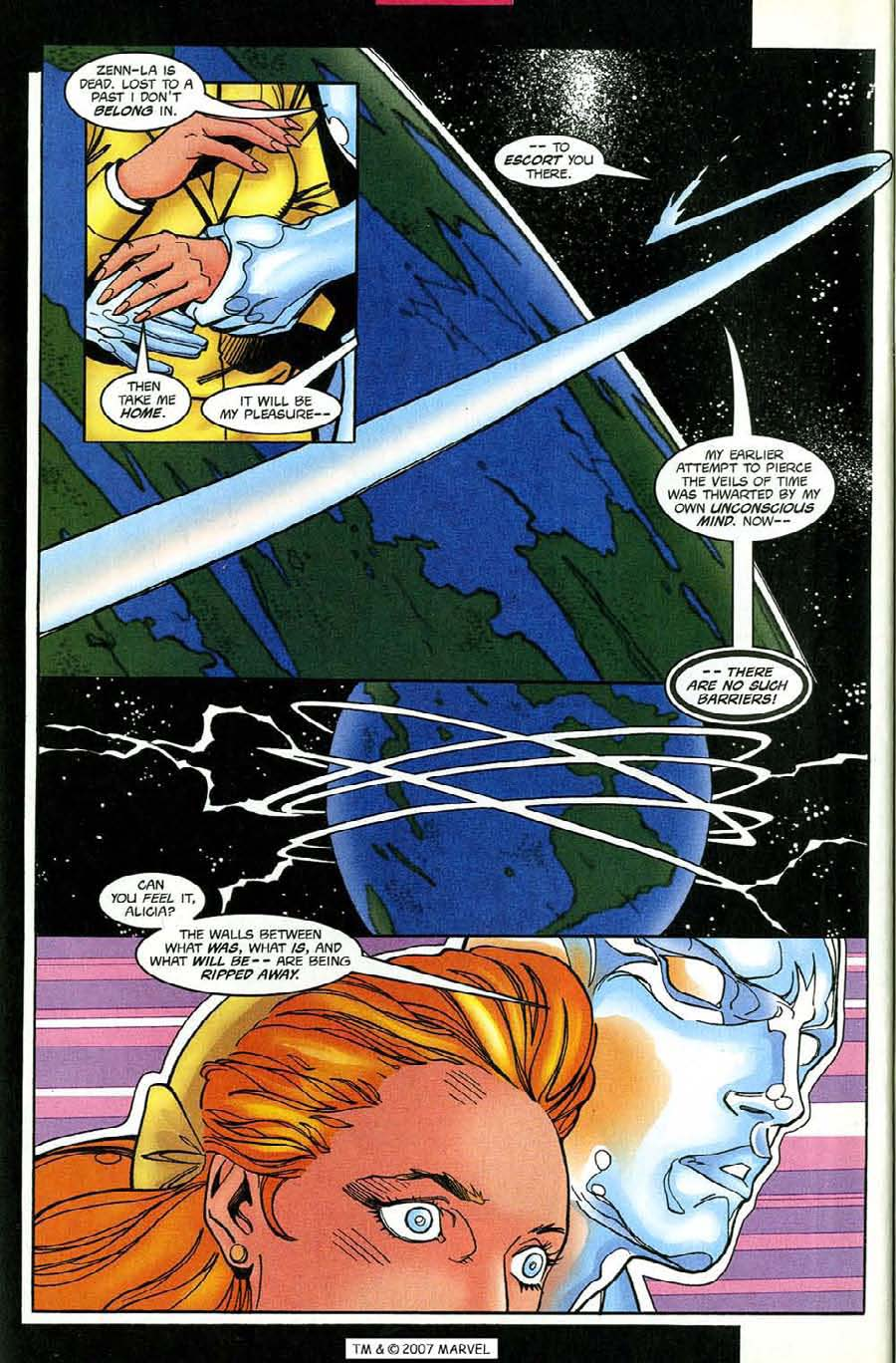 Read online Silver Surfer (1987) comic -  Issue #131 - 28