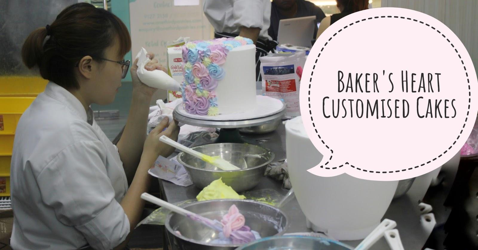 Bakers Heart Cake Review