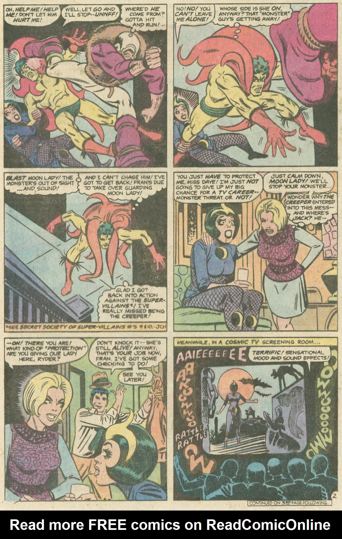 Read online World's Finest Comics comic -  Issue #249 - 44