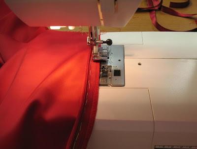 come cucire lampo invisibile