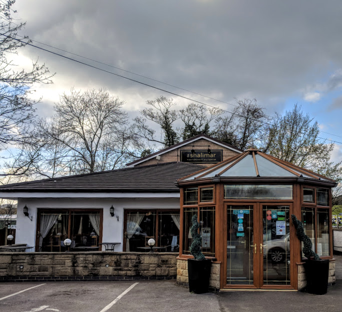 A Review of Darwin Forest & The Peak District with Tweens  - Shamilar local Indian restaurant