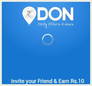 Don App Logo