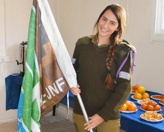 KKL e Forças de Defesa de Israel capacitarão jovens