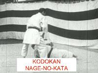 KODOKAN NAGE-NO-KATA