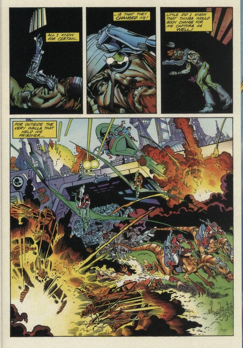 Read online Turok, Dinosaur Hunter (1993) comic -  Issue #13 - 13