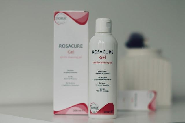 synchroline rosacure gel
