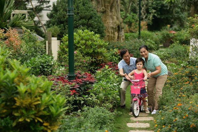 Gemek Premium sở hữu cuộc sống xanh trong lành