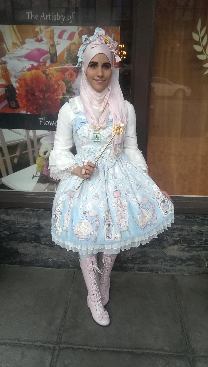 ازياء محجبات مستوحاة الموضة اليابانية tumblr_npy1x4RxV31qi