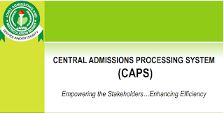 JAMB CAPS 2018   4 Easiest Way to Accept/Reject Admission Offer - [Photos]