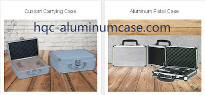 Aluminum Travel Case