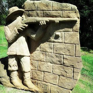 Tiro ao Alvo (Schütze), Tradições dos Imigrantes Alemães no Parque Pedras do Silêncio, Nova Petrópolis