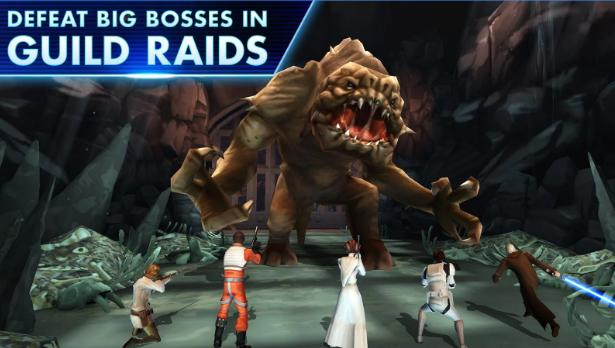 Star Wars Galaxy of Heroes MOD APK 0.5.156292