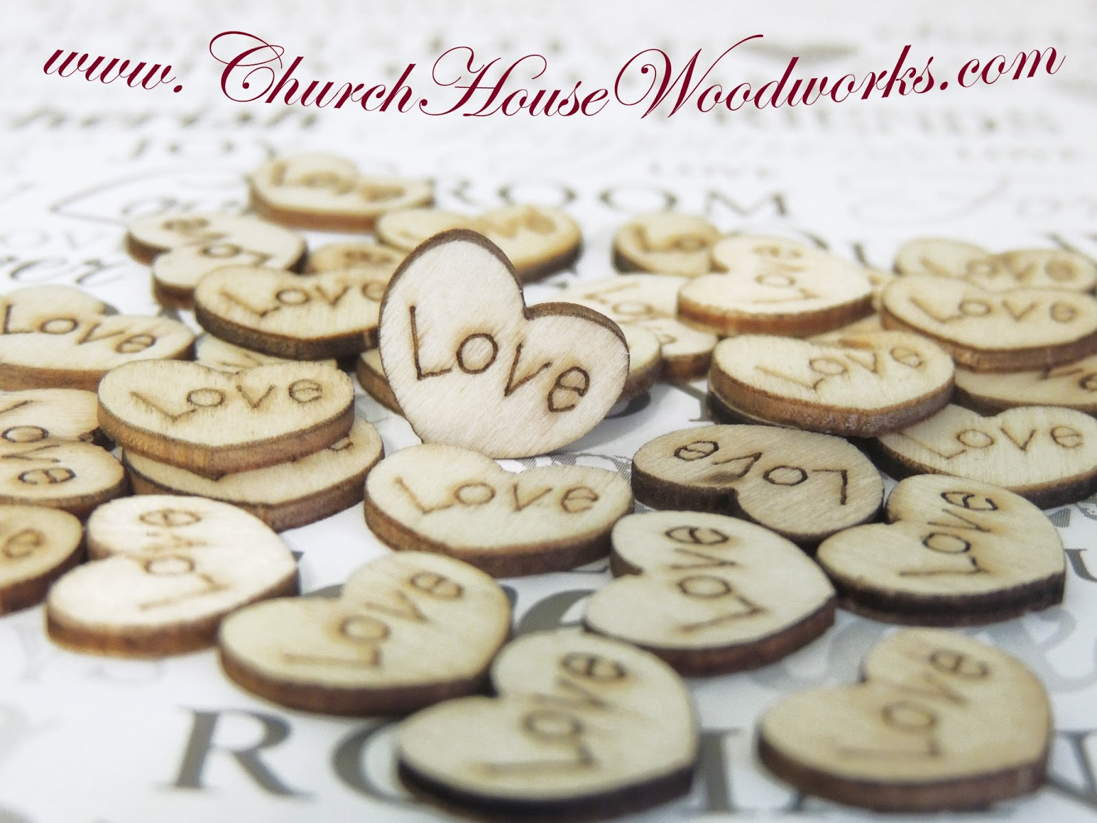 Amazing Wood Decorations for Weddings – Wedding